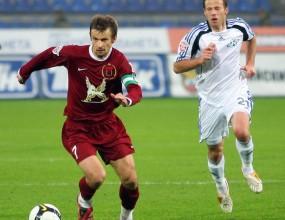 Шампионът Рубин стартира с 3:0 срещу новак
