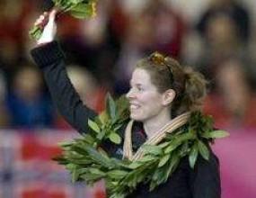 Канадка спечели титлата на 1000 метра при жените в Ричмънд