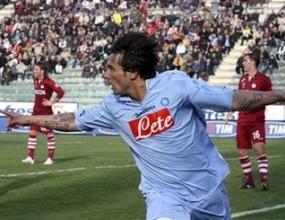 Трудно начало за Донадони - Лавеци измъкна Наполи срещу Реджина