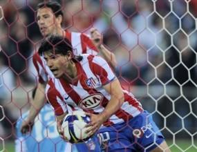 Зрелищен обрат от 0:2 доближи Атлетико до Шампионската лига