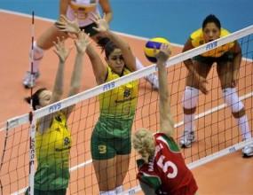 Девойките останаха 4-ти в света след драматично 2:3 срещу Бразилия