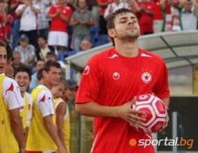 Нов шок за червените - Още един футболист от ЦСКА без картотека за Европа