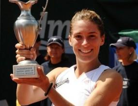 Андреа Петкович с първа титла в кариерата си