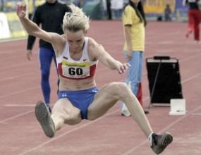 "Шампионка от ""Павел Павлов"" шокира с 15.14 м в тройния скок"