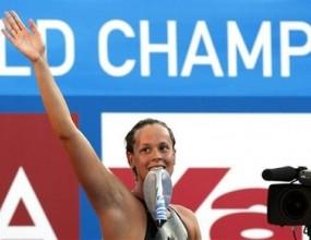 Пелегрини счупи собствения си световен рекорд на 400 м свободен стил
