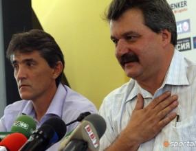 Батков обещал класен нападател при успех над ФК Баку