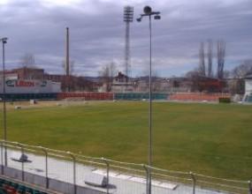 Стадионът в Ловеч с нови ВИП и прес-ложи