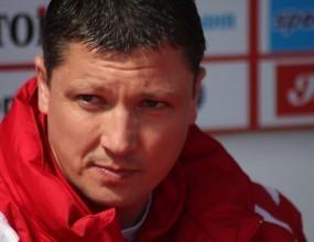 Брифинг на Любослав Пенев преди мача с Дери Сити