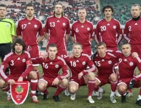 Латвия обяви състава за контролата с България