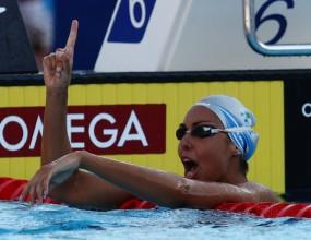 Италианка спечели на 1500 метра свободен стил