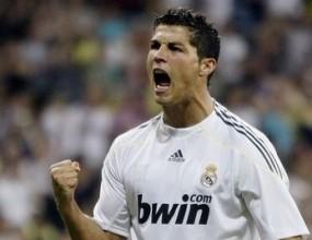 Кристиано Роналдо се отпуши за Реал от дузпа (видео)
