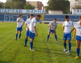 Спартак (Варна) картотекира бивш вратар на Интер (Баку)
