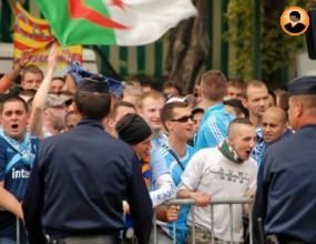 Наказаха Марсилия с лишаване от домакинство
