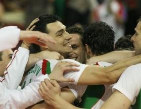 Волейболистите доволни от условията в Полша