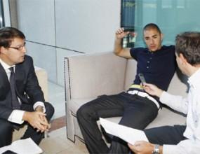 Бензема: От малък нося фланелка на Реал Мадрид