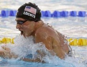 Райън Лохте с нов световен рекорд на 200 съчетано