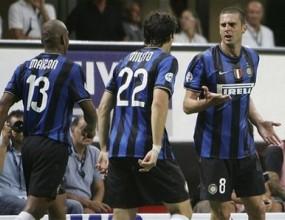 Милито вкара гол № 400 за Интер в дербито