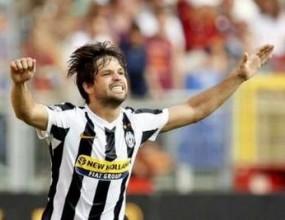 Диего: Вече свиквам с италианския футбол