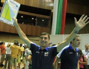 Силвано Пранди: Този отбор е страхотен