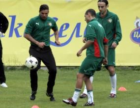 Националите искат да тренират на Панчарево