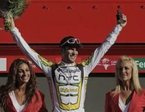 Новозеландец спечели третия етап на Обиколката на Испания