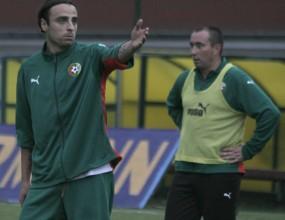 Бербатов: Със световния шампион се играе лесно, по-трудно ще ни е с Черна гора