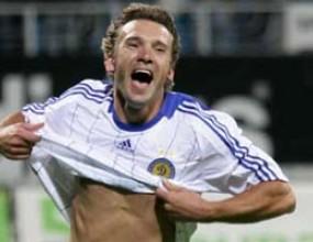 Украйна ликува, Шевченко се завърна с гол (видео)