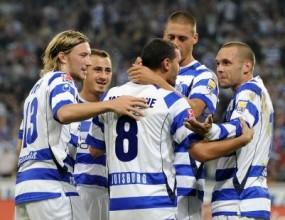 Чавдар Янков играе цял мач при победа на Дуисбург