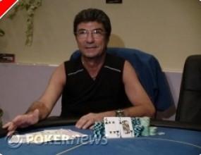 Shalom Levi Спечели Betfair Poker Weekend €10k GTD