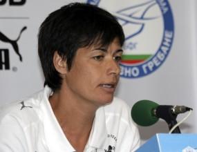 Румяна Нейкова: Спортистът може да се откаже по всяко време