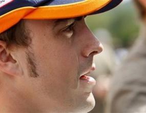 Алонсо: Да карам за Ферари този сезон е невъзможно