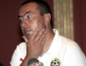 """Мъри Стоилов: Нямам претенции към """"сините"""""""