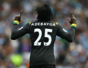 Адебайор: Да играя срещу Арсен Венгер ще бъде нещо специално
