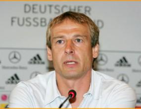 Юрген Клинсман може да се завърне в националния отбор