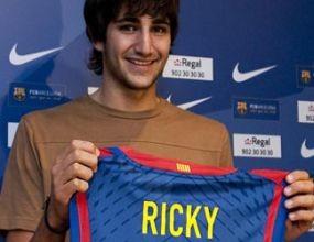 Барселона представи официално Рики Рубио