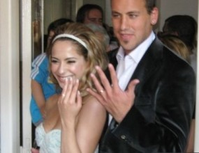 """Канибала"" и красавицата се ожениха"