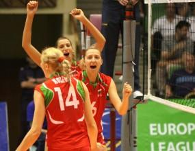 Волейболистките останаха 33-ти в световната ранглиста