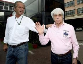 Екълстоун очаква Гран при на Индия до 2011 г.
