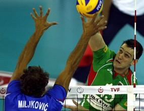 Велика България със страхотна победа над Сърбия с 3:2 на старта на Евро 09