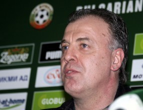 Сираков: Мен не ме е страх, за футболистите не знам