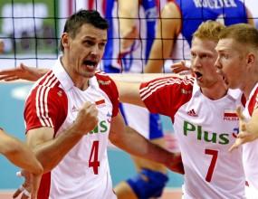 Полша надделя над Франция с 3:1 на старта на Евроволей 09