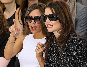 Кейти Холмс измества приятелката си Вики Бекъм от бутик в Ел Ей
