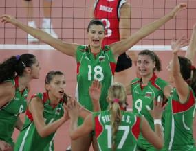 Измъчена първа победа за България над Белгия с 3:2 на Евроволей 2009