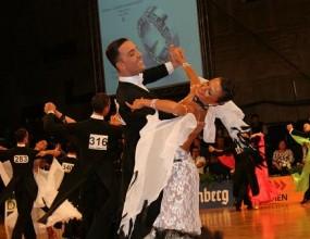 Салваторе Тодаро и Виолета Янева трети на турнир във Виена