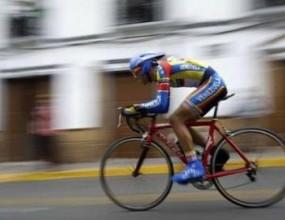 Италиански колоездач изгоря за 20 години