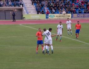 Сливен е първият осминафиналист за Купата на България