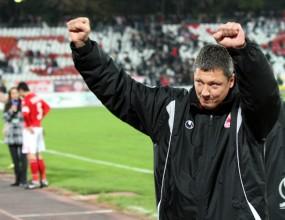 Любо Пенев е най-скъпоплатеният треньор на ЦСКА през XXI век