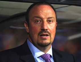 Ръководството на Ливърпул подкрепи Бенитес
