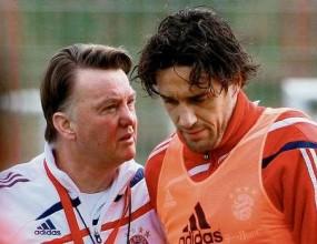 Ван Гаал отново отстрани Тони