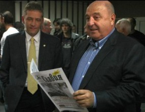 Венци Стефанов: Купата е единственият път на Славия към Европа